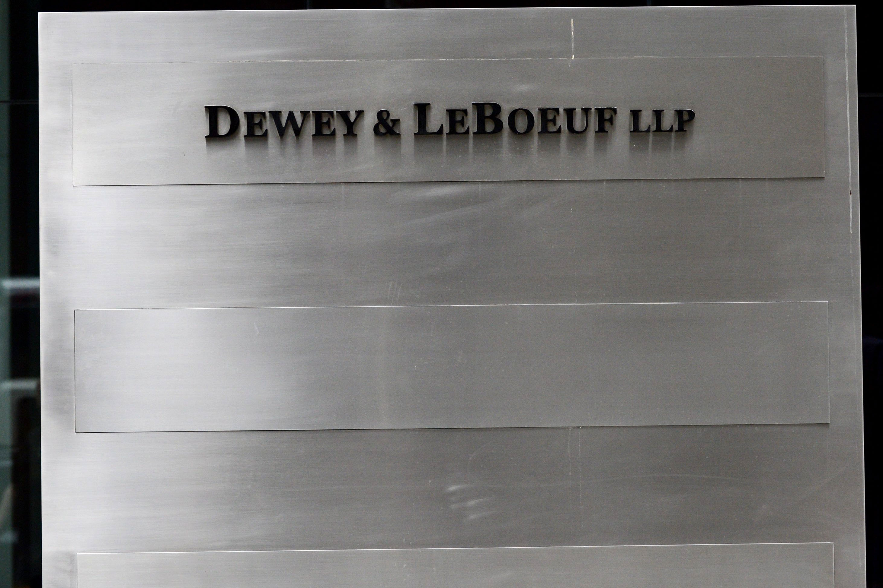 Dewey and LeBoeufbankruptcy