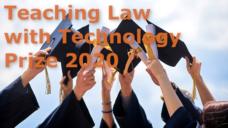 Teaching Law with Technology Prize2020